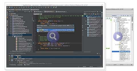 ns系列软件之PHP编辑器PhpStorm 6破解版介绍