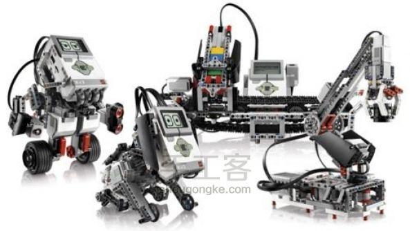 [普及贴] 作为科技迷,你必须要了解的乐高机器人常识! 第1步